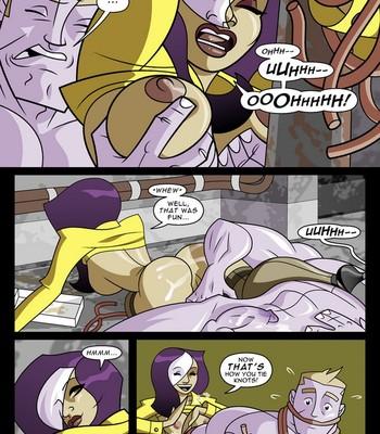 Poylpcomix 2 – Poylp The Hunter comic porn