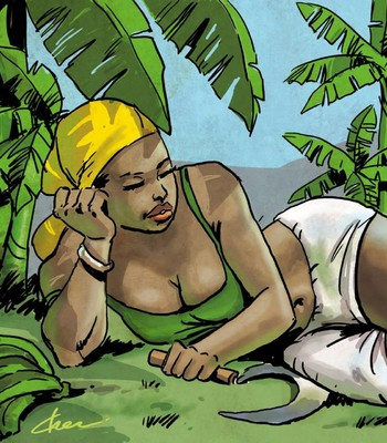 Pretty Hawker comic porn sex 002