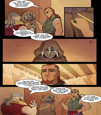 Price For Freedom 1 comic porn sex 005