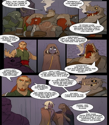 Price For Freedom 1 comic porn sex 009