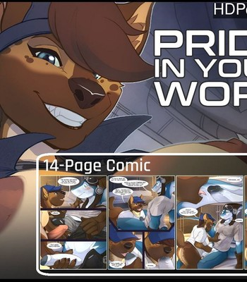 Porn Comics - Pride In Your Work (Version 2)