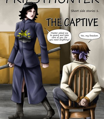 Porn Comics - Priesthunter 1 – The Captive