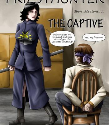 Porn Comics - Priesthunter 1 – The Captive