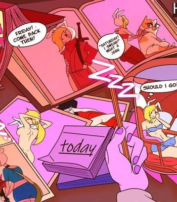 Porn Comics - Princess Bubblegum And Fiona