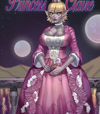 Porn Comics - Princess Claire 0