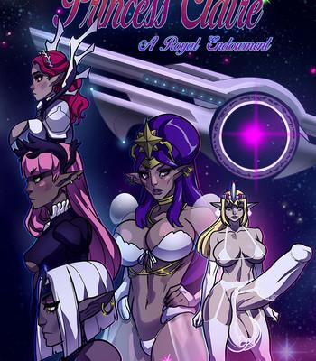 Porn Comics - Princess Claire 2 – Casta Deva