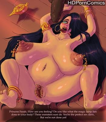 Porn Comics - Princess Farah And The Magic Lamp
