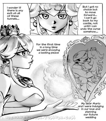 Princess Peach Wild Adventure 3 comic porn sex 004
