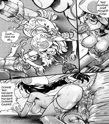 Princess Peach Wild Adventure 3 comic porn sex 019