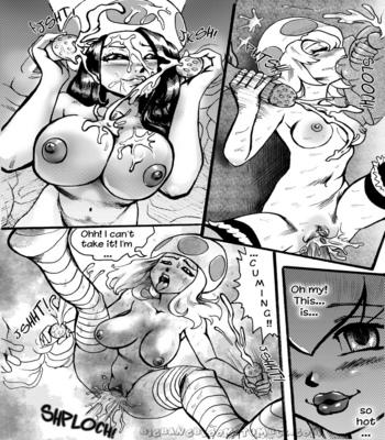Princess Peach Wild Adventure 3 comic porn sex 020