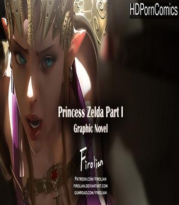 Porn Comics - Princess Zelda 1