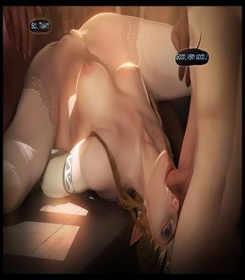 Princess Zelda 3 comic porn sex 008