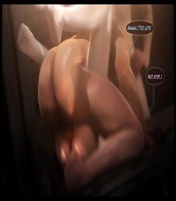 Princess Zelda 3 comic porn sex 010