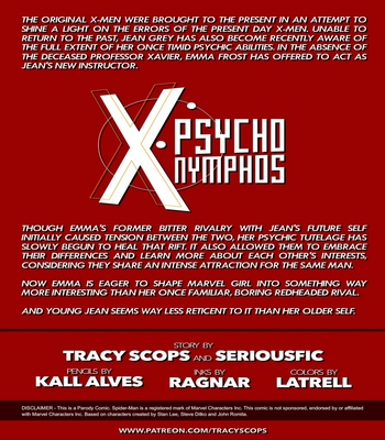 PsychoNymphos 2 free sex comic