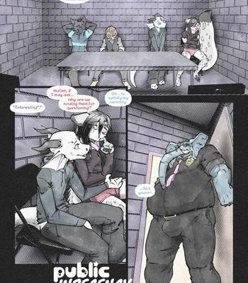 Porn Comics - Public Indecency 2