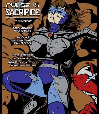 Porn Comics - Pulse 5 – Sacrifice