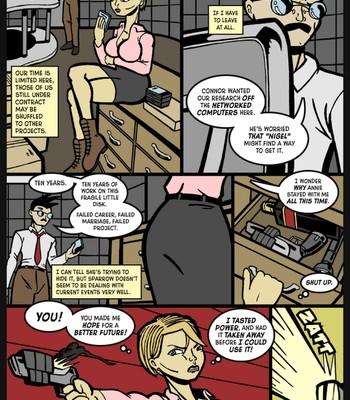 Pulse 6 - Changes comic porn sex 004