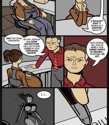 Pulse 6 – Changes comic porn sex 026