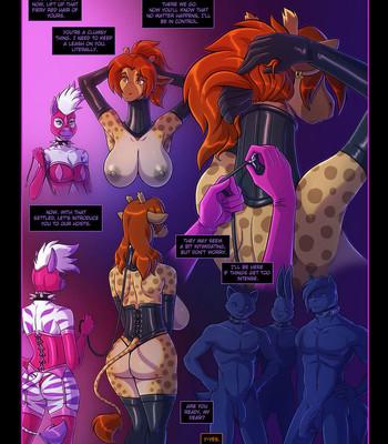 Punished Puzzle comic porn sex 005