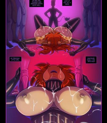 Punished Puzzle comic porn sex 023