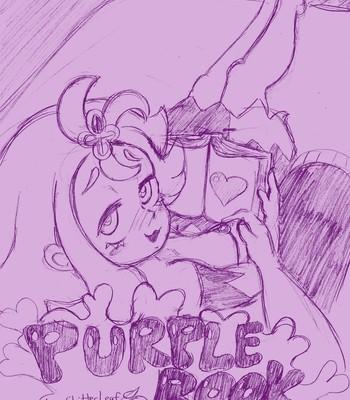 Porn Comics - Purple Book