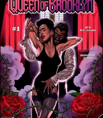 Porn Comics - Queen Of Brooklyn 1