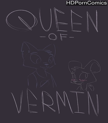 Porn Comics - Queen Of Vermin