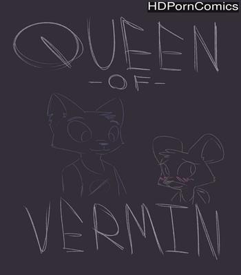 Porn Comics - Queen Of Vermin