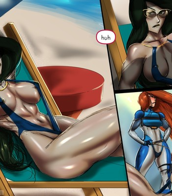 Questionably Possible 3 - In Sync comic porn sex 018