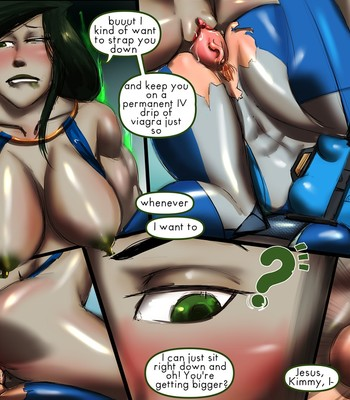 Questionably Possible 3 - In Sync comic porn sex 044