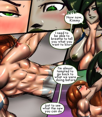 Questionably Possible 3 - In Sync comic porn sex 051