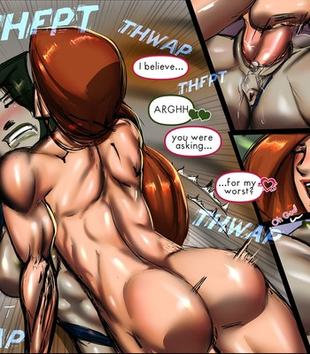 Questionably Possible 3 - In Sync comic porn sex 055