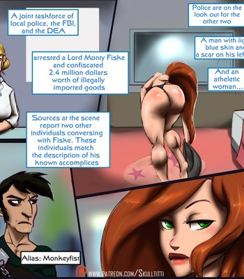 Questionably Possible - Different Strengths comic porn sex 004