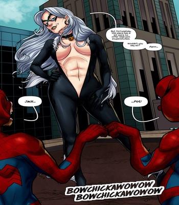 Raiders Of The Sexverse comic porn sex 009