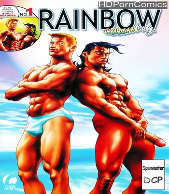 Porn Comics - Rainbow Country 1