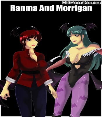 Porn Comics - Ranma And Morrigan