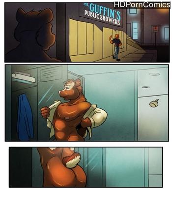 Porn Comics - Rat Problems 1