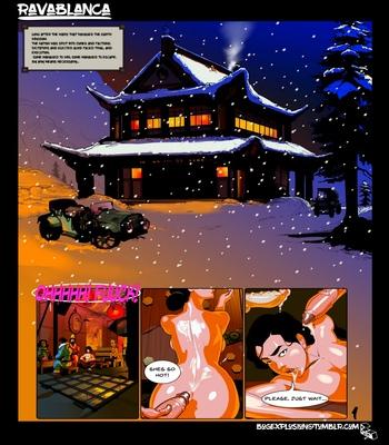 Ravablanca 2 free sex comic