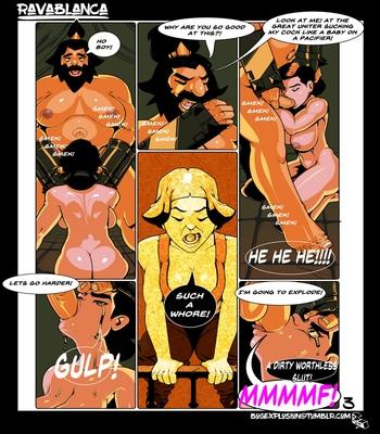 Ravablanca 4 free sex comic