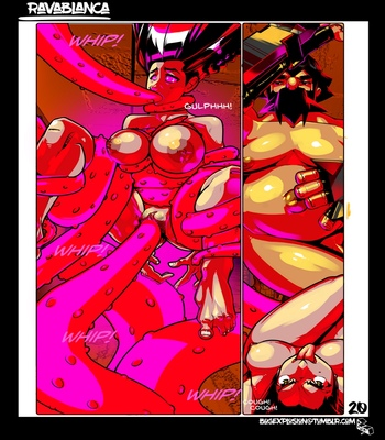 Ravablanca 21 free sex comic