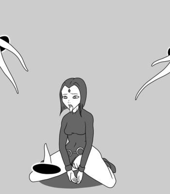Raven's Corruption comic porn sex 017