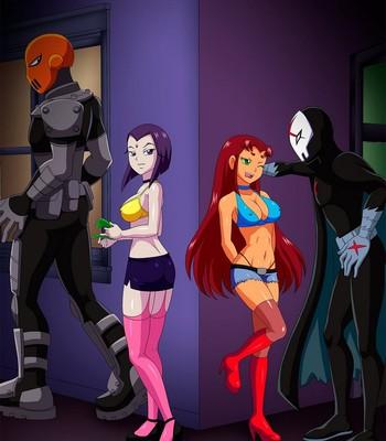 Raven's Lust 1 comic porn sex 013