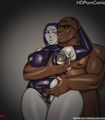 Porn Comics - Raven's Porn Tape