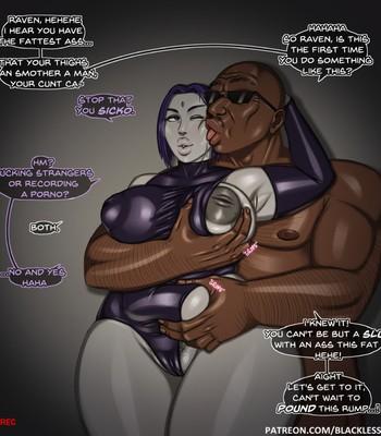 Raven's Porn Tape comic porn sex 002