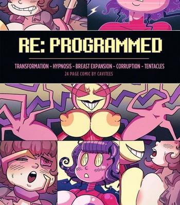 Porn Comics - Re-Programmed