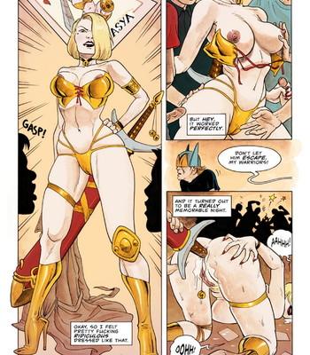 Red Bolt comic porn sex 006