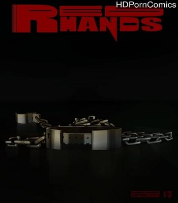 Porn Comics - Red Hands 3
