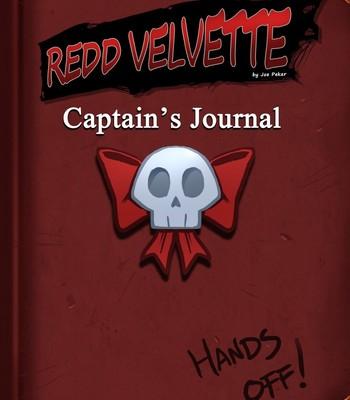 Porn Comics - Redd Velvette – Captain's Journal