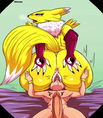 Renamon 4 free sex comic