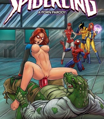 Porn Comics - Renew Your Vows – Spiderling